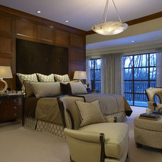 Traditional Bedroom by CBI Design Professionals, Inc.