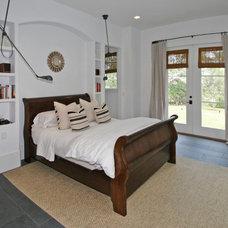 Transitional Bedroom by Corner Lot Custom Homes