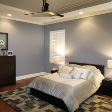 Contemporary Bedroom by Devonshire Custom Homes