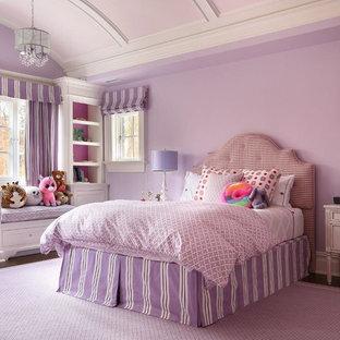 Bild på ett sovrum