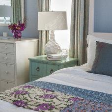 Beach Style Bedroom by Stone Creek Builders