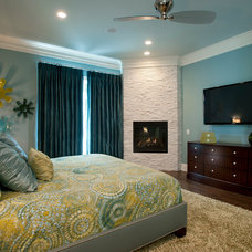 Traditional Bedroom by Hellings Builders
