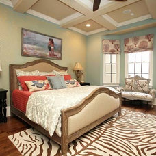 Traditional Bedroom by LiveWell Homes