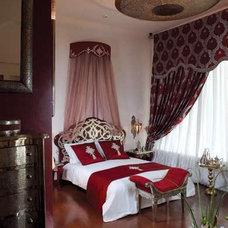 Eclectic Bedroom by MyCraftWork, LLC