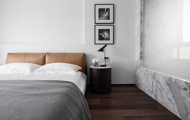 Contemporary Bedroom by Artech Furniture Group