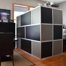 Modern Bedroom by LOFTwall Divider Solutions