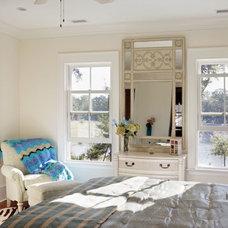 Traditional Bedroom by Hansen Architects, P.C.