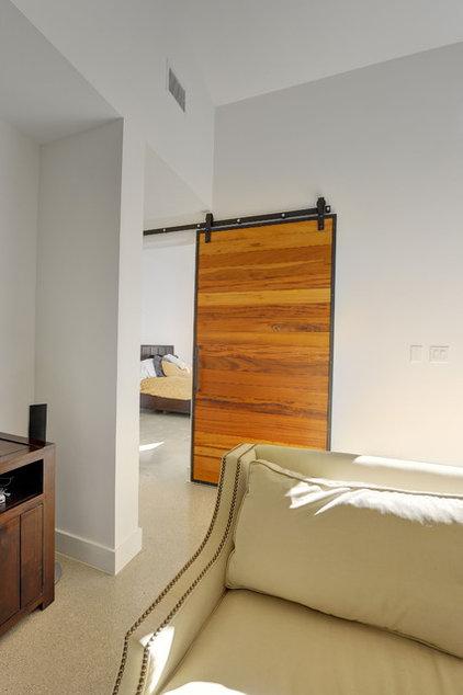 Modern Bedroom by Barron Custom Design, LLC