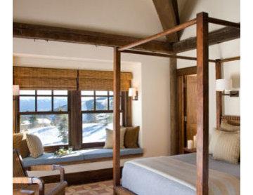Custom Timber Frame Home Cowboy Heaven, Moonlight Basin