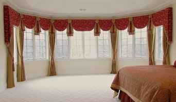 Custom Valance and Drapes