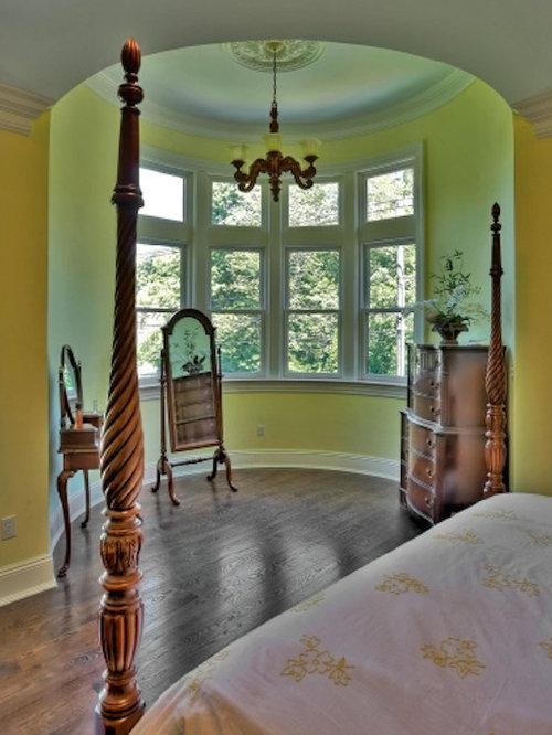 Small Victorian Bedroom Design Ideas, Renovations & Photos