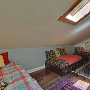 Arts and crafts bedroom photo in Atlanta