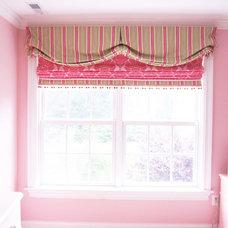 Curtains by Lynn Chalk