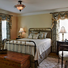 Transitional Curtains by Wendy Holden & Associates, LLC