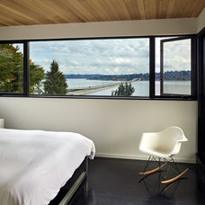Contemporary Bedroom by chadbourne + doss architects