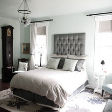 Eclectic Bedroom by Cynthia Weber
