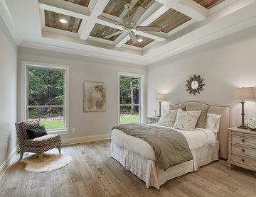 Cypress Bend house