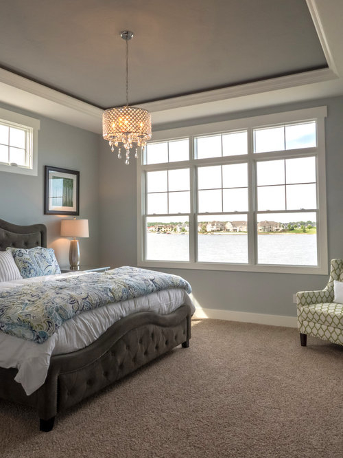 Transitional grand rapids bedroom design ideas remodels for Grand bedroom designs