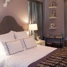 Eclectic Bedroom by Elizabeth Cb Marsh