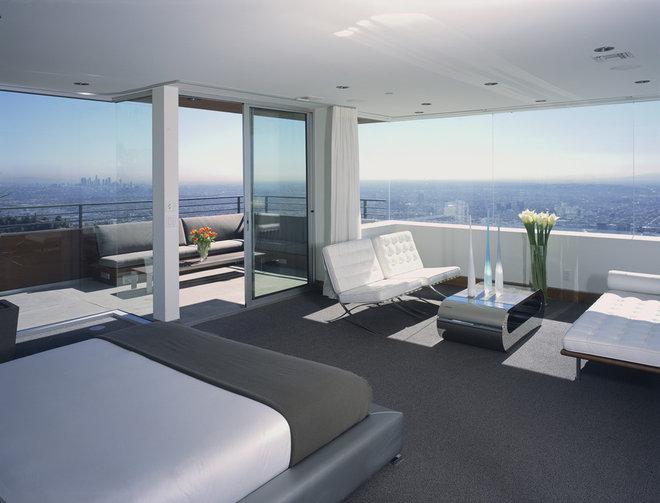 Modern Bedroom by spfa.com