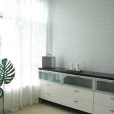 Contemporary Bedroom by Karrick