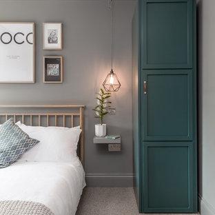 Ispirazione per una camera da letto scandinava