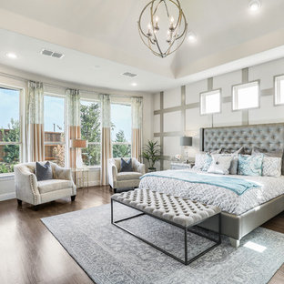 Dallas, Texas | Stonegate - Elite Rome Master Bedroom
