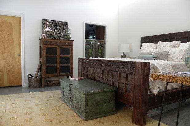 Industrial Bedroom by Sarah Greenman