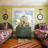My Houzz: Color and Heirlooms Combine in a Welcoming Bungalow
