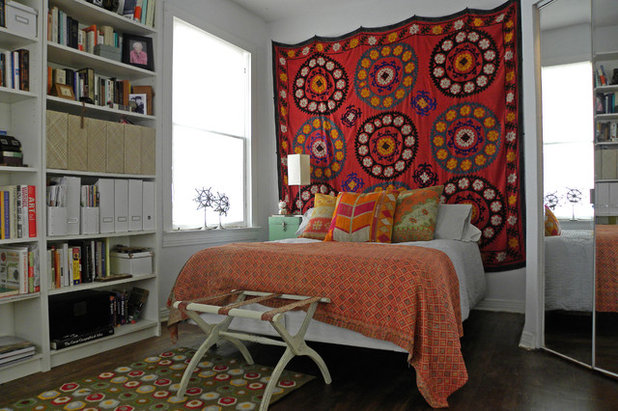 Awesome Eclectic Bedroom by Sarah Greenman