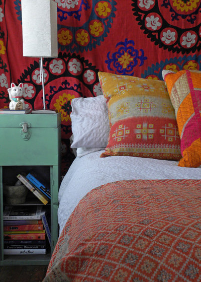 Bedrooms Fabulous Fabrics To Spice Things Up