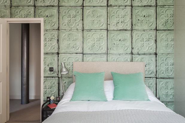 Современный Спальня by Michelle Chaplin Interiors