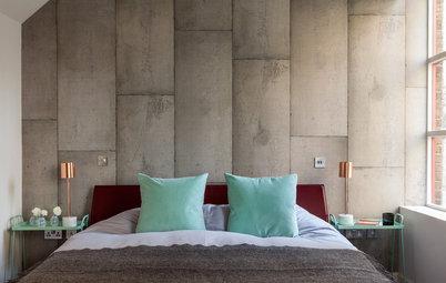 18 rustikke vægge – vælger du rå mursten, beton, træ eller kork?