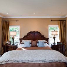Traditional Bedroom by Angela Todd Designs, Portland, OR