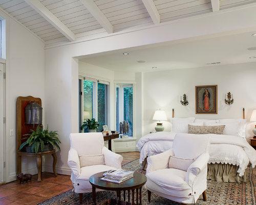 Tile Floor Bedroom Ideas And Photos | Houzz