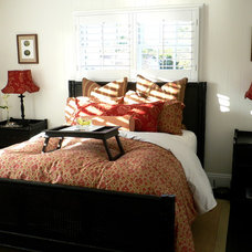 Bedroom by Dave Lane Construction Co.