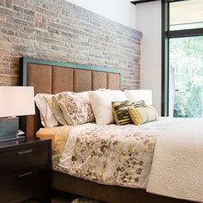 Contemporary Bedroom by David Small Designs