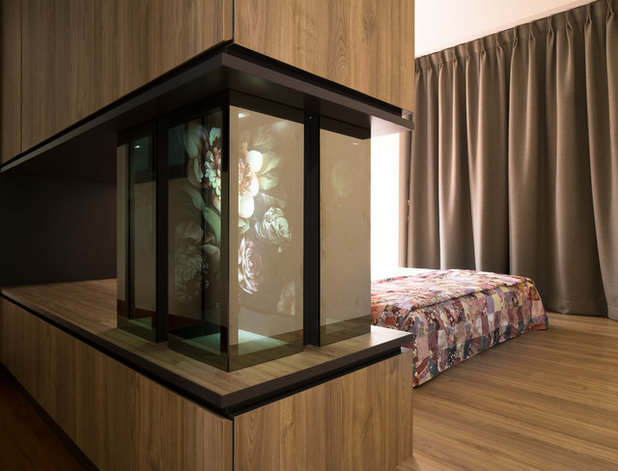 Modern Bedroom by The Inside Job