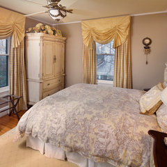 traditional bedroom by Storybook Rooms, LLC