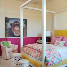 Contemporary Bedroom by Wiseman & Gale Interiors