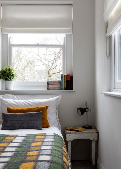 Industrial Bedroom by ALL & NXTHING