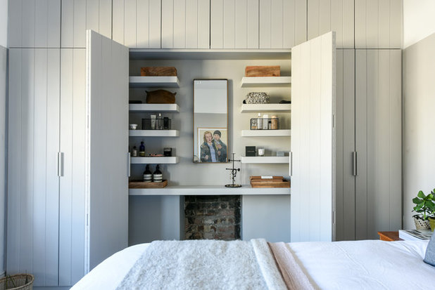Midcentury Bedroom by ALL & NXTHING