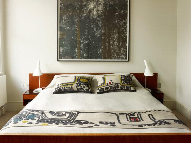 Scandinavian Bedroom by Charlene Mullen Ltd