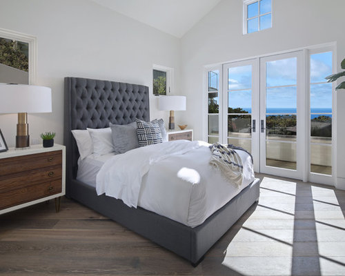 Top 100 Contemporary Bedroom Ideas & Decoration Pictures | Houzz