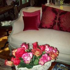 Eclectic Bedroom by Deborah Levy Designs