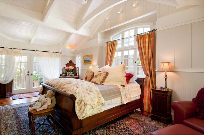 Traditional Bedroom by Debra Campbell Design
