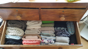 Decluttering and Organising