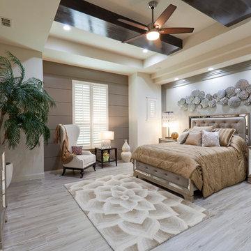 """Decorated Model- """"Villa Modelo"""""""