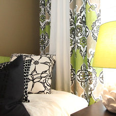 Modern Bedroom by Robeson Design