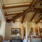 Cape Dutch House Mediterranean Bedroom Miami By